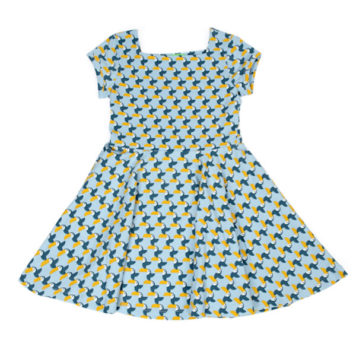 Lily Balou Kiki Dress Toucans