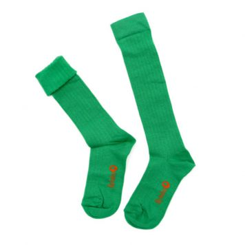 Lily Balou Kneesocks Jordan Grass Green