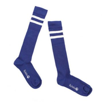 Lily Balou Kniekous Jordan Stripes Blue