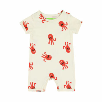 Lily Balou Kobe Babysuit Snorctopus