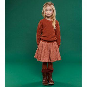 Lily Balou Layla Sweater Biscuit Brown
