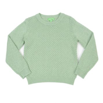 Lily Balou Layla Sweater Frosty Green
