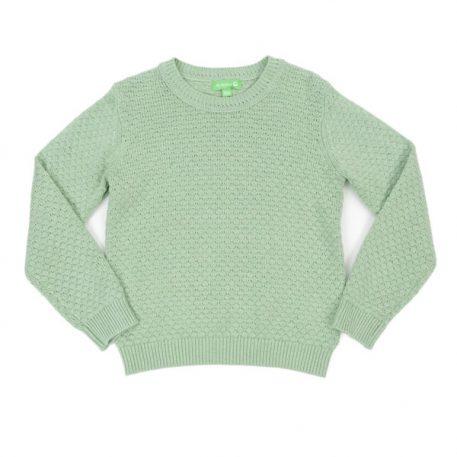 Lily Balou Layla Sweater Frosty Green