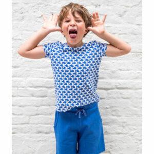 Lily Balou Levi Shorts Dazzling Blue