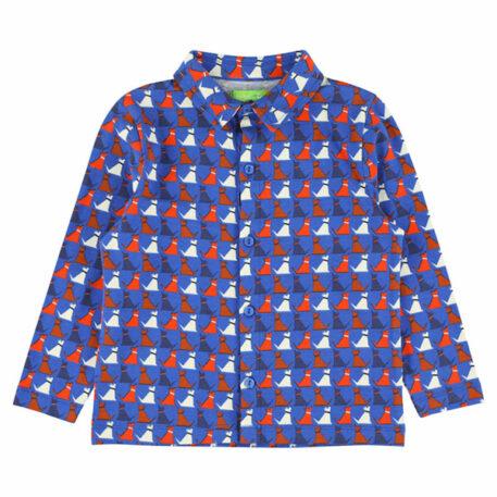 Lily Balou Lucas Shirt Dogs