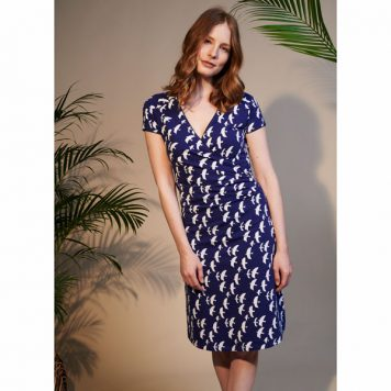 Lily Balou Martha Dress Seagulls