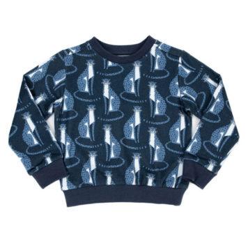 Lily Balou Mika Sweater Leopard