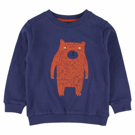 Lily Balou Mika Sweater Patriot Blue