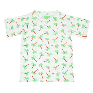 Lily Balou Morris T-shirt Palm Trees