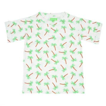 Lily Balou Morris T-shirt Palm Trees
