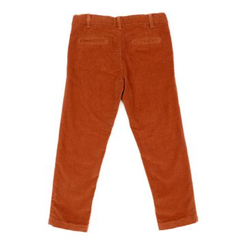 Lily Balou Noah Trousers Biscuit Brown
