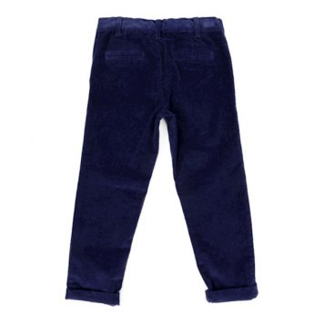 Lily Balou Noah Trousers Dark Blue