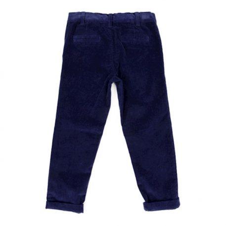 Lily Balou Noah Trousers Dark Blue