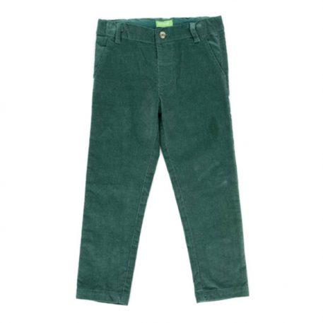 Lily Balou Noah Trousers Dark Green
