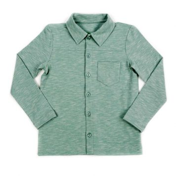 Lily Balou Shirt Guust Sage Green