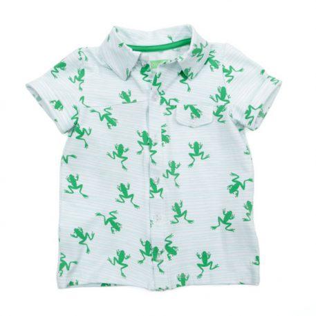 Lily Balou Shirt Jeff Frogs