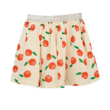 Lily Balou Skirt Adele Skirt Muslin Clementines