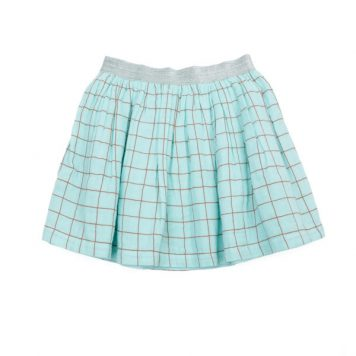 Lily Balou Skirt Adele Skirt Muslin Squared Paper