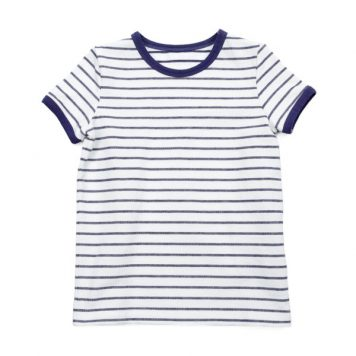 Lily Balou T-shirt Billie Striped Gentian Blue