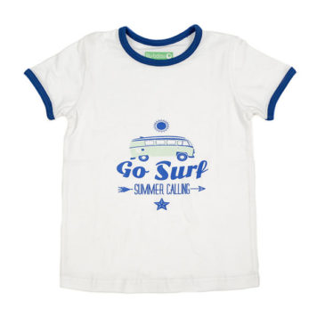 Lily Balou T-shirt Billy Go Surf