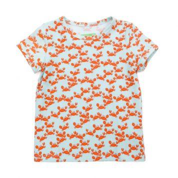 Lily Balou T-shirt Leo Crabs