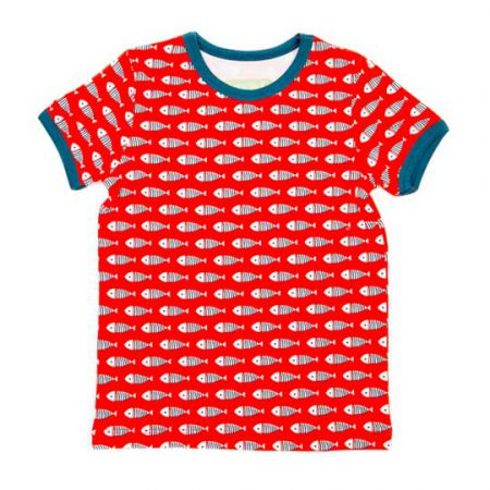 Lily Balou T-shirt Leo Fish
