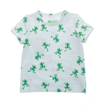 Lily Balou T-shirt Leo Frogs