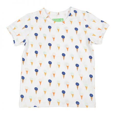 Lily Balou T-shirt Leo Ice Cream