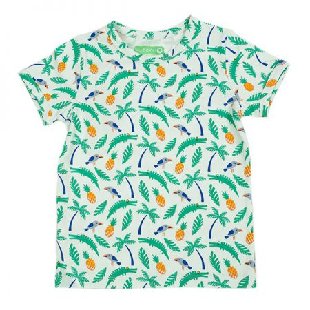 Lily Balou T-shirt Leo Jungle