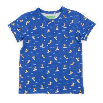 Lily Balou T-shirt Leo Surfers