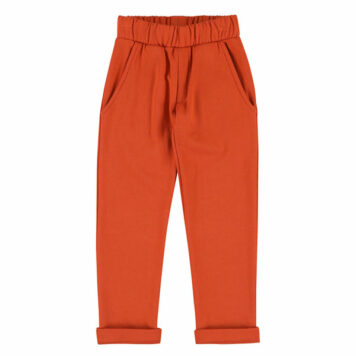 Lily Balou Tars Trousers Potters Clay
