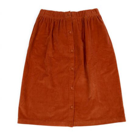 Lily Balou Thalia Skirt Biscuit Brown