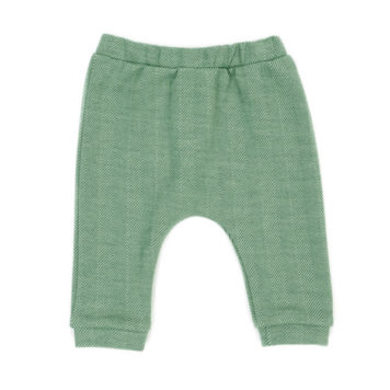 Lily Balou Tommy Baby Trousers Green