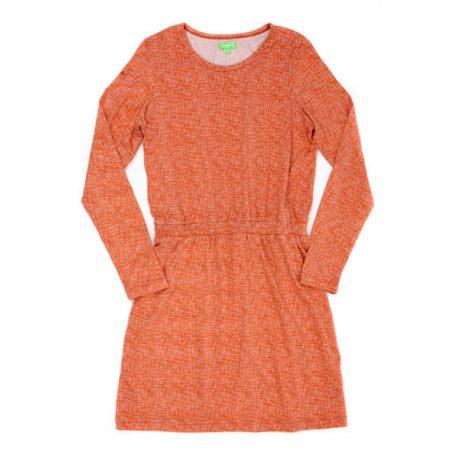 Lily Balou Woman Gisele Dress Texture Red