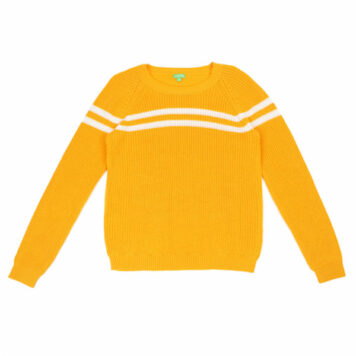 Lily Balou Woman Otis Jumper Citrus