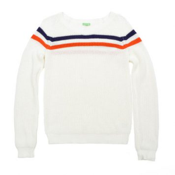 Lily Balou Woman Otis Sweater Off White