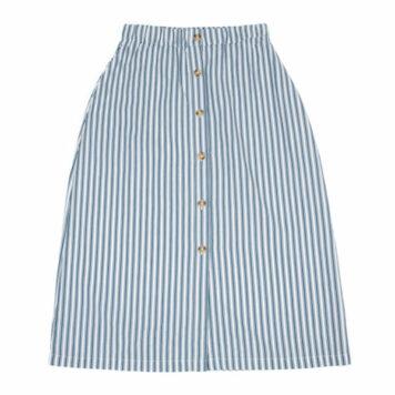 Lily Balou Woman Thalia Skirt Boat Stripe