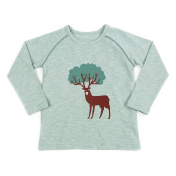 Lily Balou longsleeve Bruno Sage Green