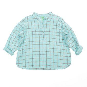 Lily Balou shirt Sem Muslin Squared Paper