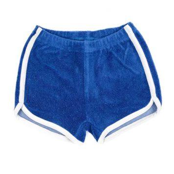 Lily Balou terry short Arthur Dazzling Blue