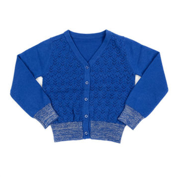 Lily Balou vest Nette Dazzling Blue