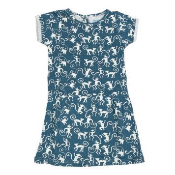 Liv+Lou Dress Odette Crazy Monkeys