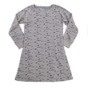 Liv+Lou Dress Pamela Sweat Dress Mountain Bear