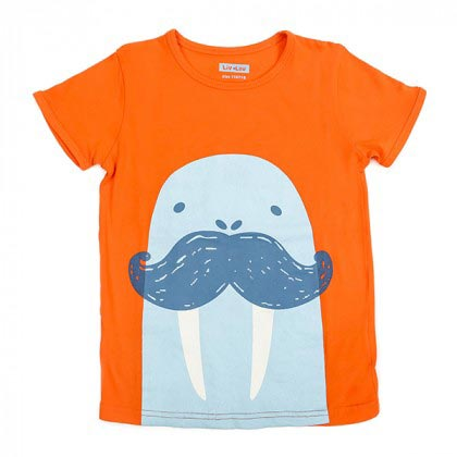Liv+Lou T-shirt Merlijn Sea Lion
