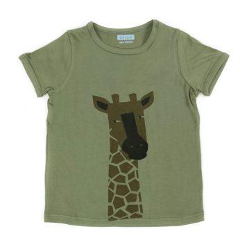 Liv+Lou T-shirt Otto Giraf