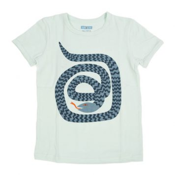 Liv+Lou T-shirt Otto Snake