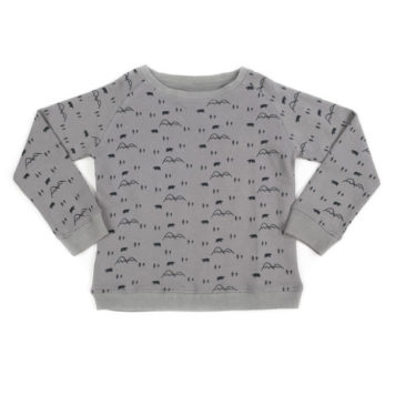 Liv+Lou sweater Pavlov Mountain Bear