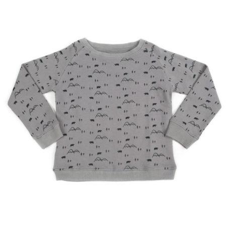 Liv+Lou sweater Pavlov Mountain Bear