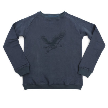 Liv+Lou sweater Pavlov WIld Eagle
