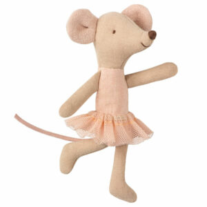 Maileg Little Sister Ballerina Muis